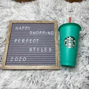 Starbucks Color Changing Sea Single Cup